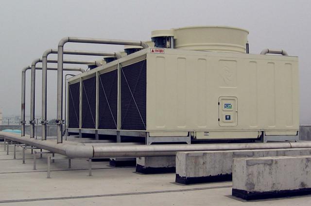开式式冷却塔