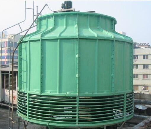 工ye玻璃钢冷却塔要如何加强chu理及工作过程